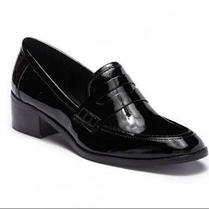Steve Madden Women's Patent Leather Iona Loafers